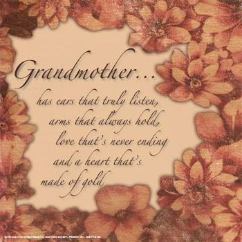 Sayings About Grandparents | Grandmotherly Love | We Farm Blog