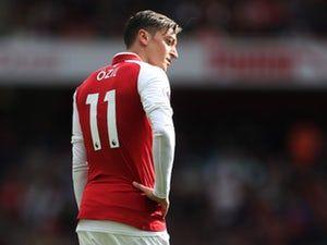 Report: Inter Milan eyeing January move for Arsenal midfielder Mesut Ozil