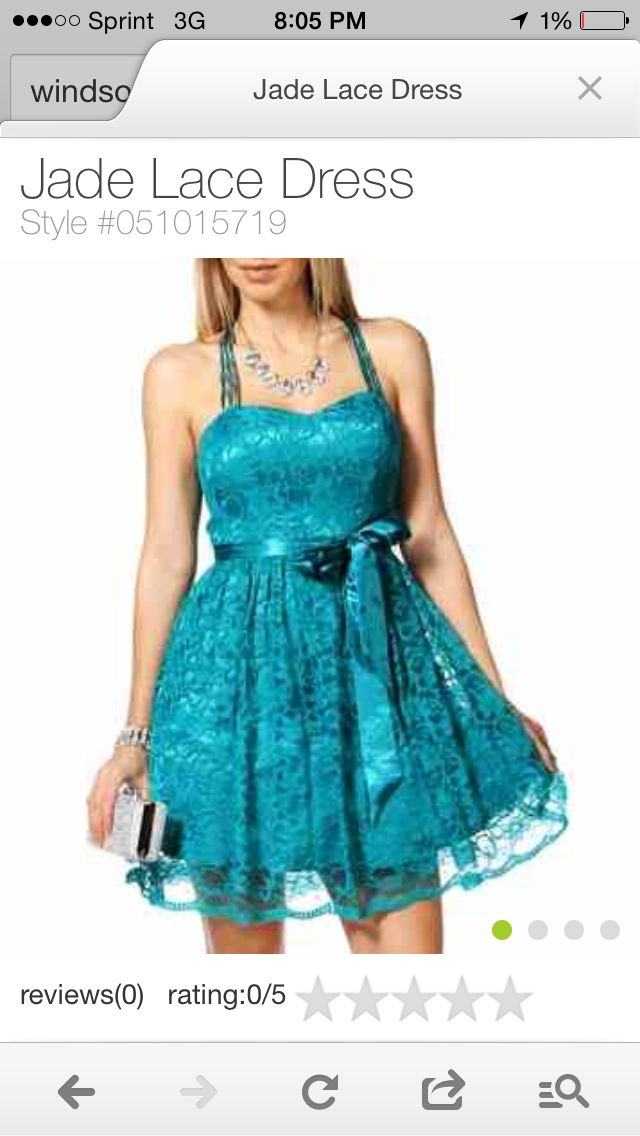 My middle school graduation dress ( what do u think )