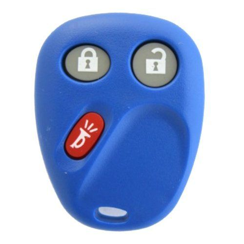 2003 2004 2005 2006 03 04 05 06 CHEVROLET SUBURBAN ***UNIQUE BLUE*** 3 BUTTON REMOTE FOB CLICKER KEYLESS ENTRY WITH FREE PROGRAMMING AND FREE DISCOUNT KEYLESS GUIDE by Chevrolet. $28.82. This listing is for the vehicles mentioned in our key product features list only. Your remote will arrive in a bubble pack mailer to ensure a safe trip while in the mail.  Also included is our Discount Keyless guide and a business card in case you have any issues with your product, we are alway...