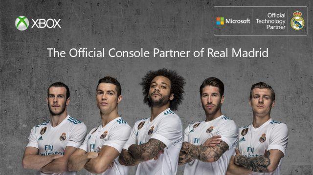 Xbox ist neuer Konsolen-Partner von Real Madrid  Real Madrid ist der größte Fußball-Verein der Welt mit 11 Champions League Titeln stehen sie unangefochten an der Spitze der europäischen Top-Clubs. Nun hat Microsoft mit Stolz bekanntgegeben dass sie offizieller Partner des weißen Ballets sind.  Im Rahmen der zur Zeit stattfindenden USA-Tour der Madrilenen hat Microsoft die neue Partnerschaft dazu genutzt um die Fans zu verschiedenen Events einzuladen. So werden zum Beispiel ansässige…