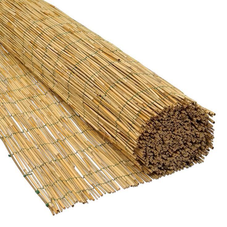 Peeled Reed Fence Roll 600 x 180 cm in 2020 (met