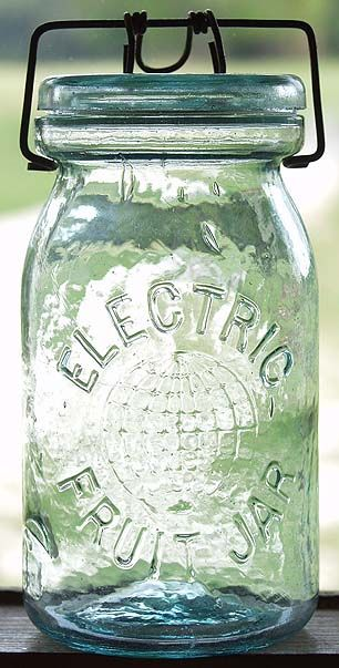 109 Best Antique Fruit Jars Images On Pinterest Canning