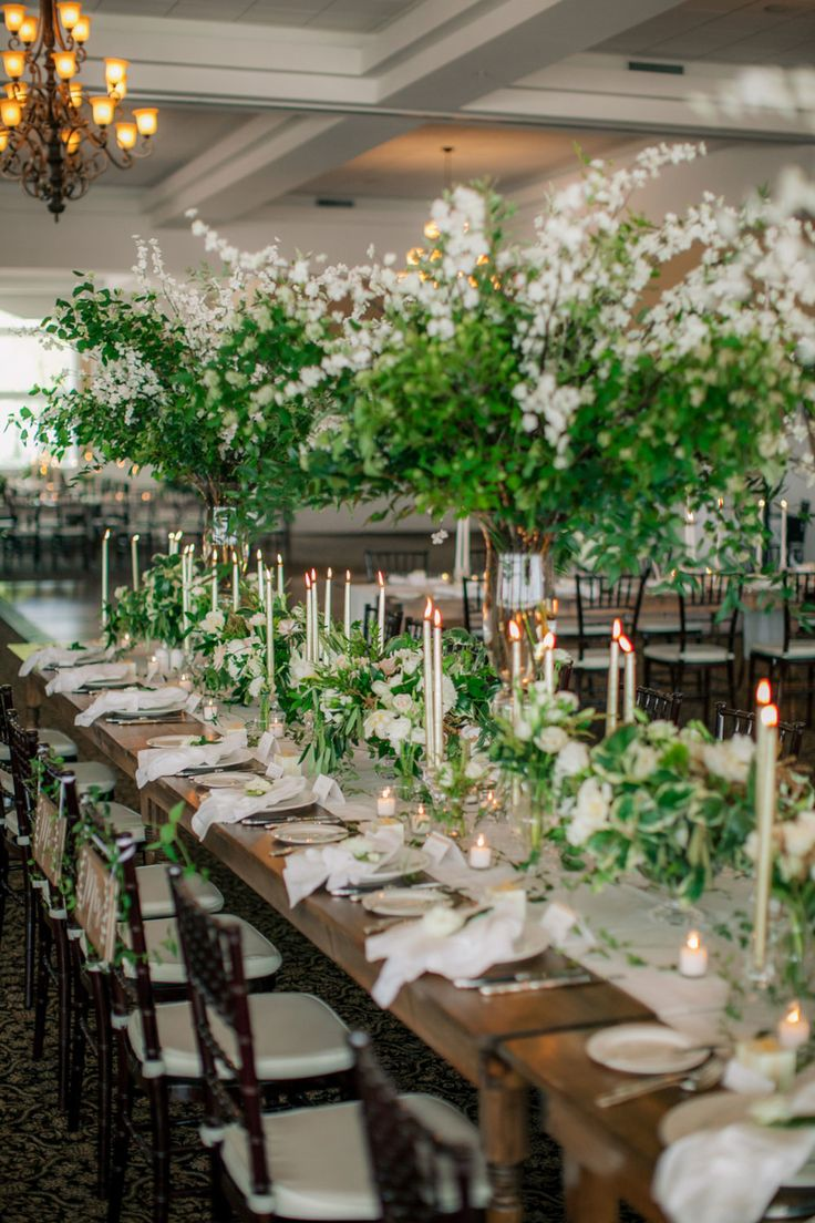 La Tavola Fine Linen Rental: Hemstitch White Table Runner and Napkins   Photography: Clane Gessel Photography, Event Planning: A Touch of Whimsy Events, Florals: BLOOM Floral Design