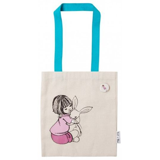 What Alice Found - Belle Hugs Book Bag