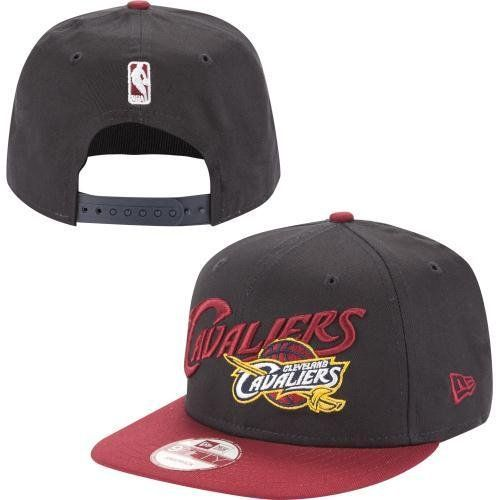 New Era Cleveland Cavaliers Snapback Hat - http://bignbastore.com/nba-hats/new-era-cleveland-cavaliers-snapback-hat