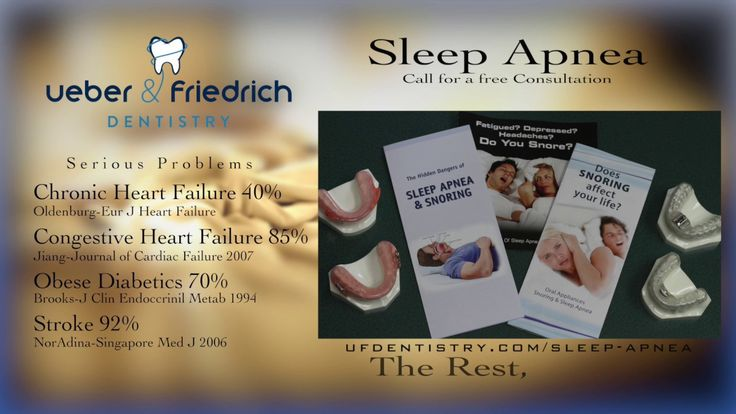 Sleep Apnea Treatment | Ueber & Friedrich Dentistry - WATCH VIDEO HERE -> http://bestdiabetes.solutions/sleep-apnea-treatment-ueber-friedrich-dentistry/      Why diabetes has NOTHING to do with blood sugar  *** obstructive sleep apnea associated with diabetes ***  Snoring and obstructive sleep apnea can be serious medical problems. Improperly treated obstructive sleep apnea can increase the risk for heart attack, stroke, diabetes and other...  Why diabetes has NOTHING