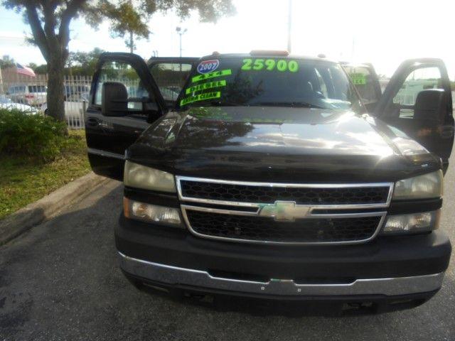 Used 2007 Chevrolet Silverado 3500 For Sale in Port Charlotte