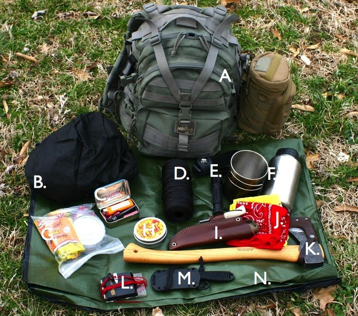 A Hunters Emergency Kit: Part 1 An Overview - Written by