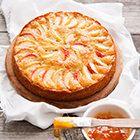 Frisse appelcake