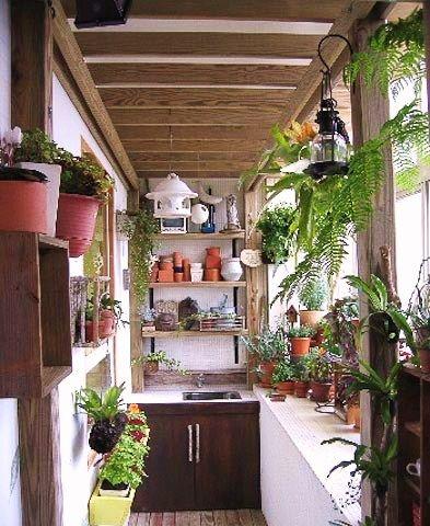 Long And Narrow Balcony Decoration - AskToWeb.com - Inspirational ...