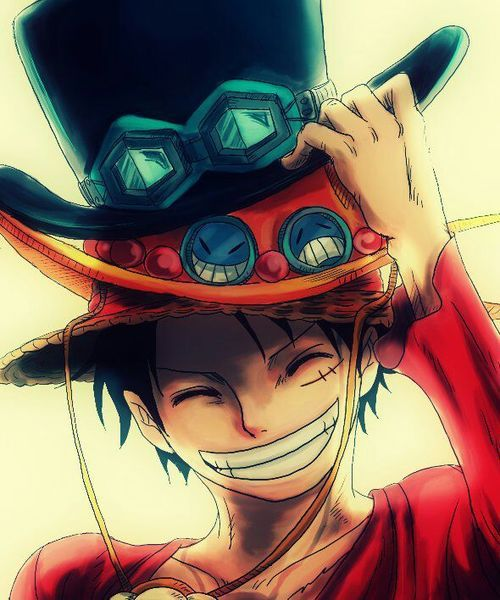 Monkey D. Luffy, Ace, And Sabo