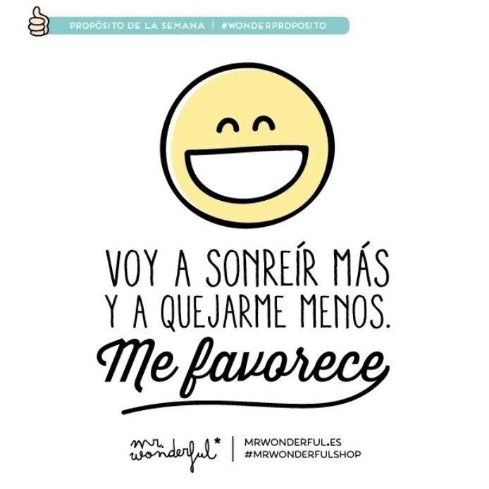 Sonreír