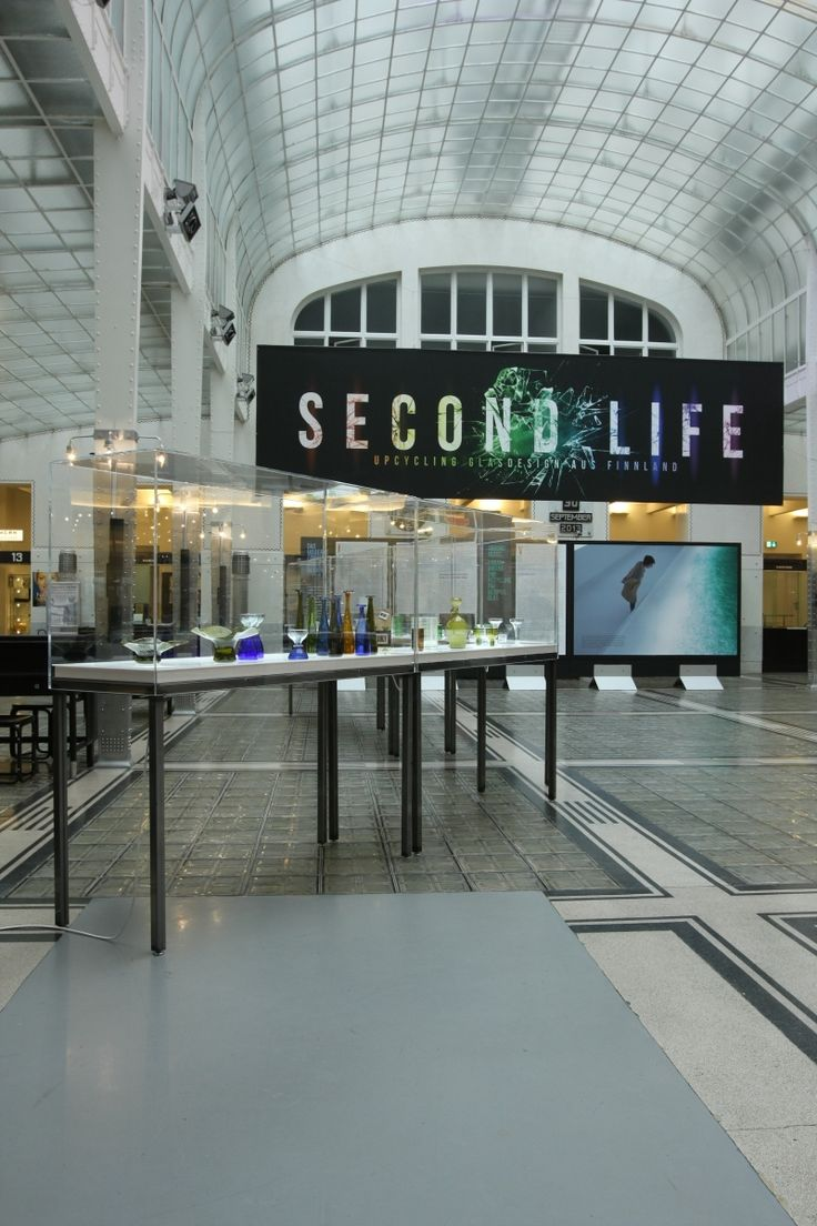 Vienna Design Week 2013: SECOND LIFE – Upcycling Glass Design from Finland @ Wagner:Werk