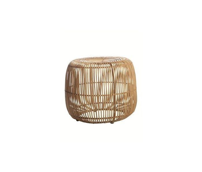 Bamboe poef House Doctor - 221 EUR