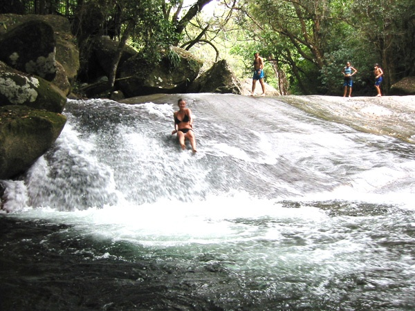 josephine falls, wooroowooran... In Qld... haha