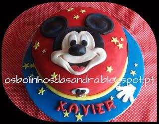 Os Bolinhos da Sandra: Mickey