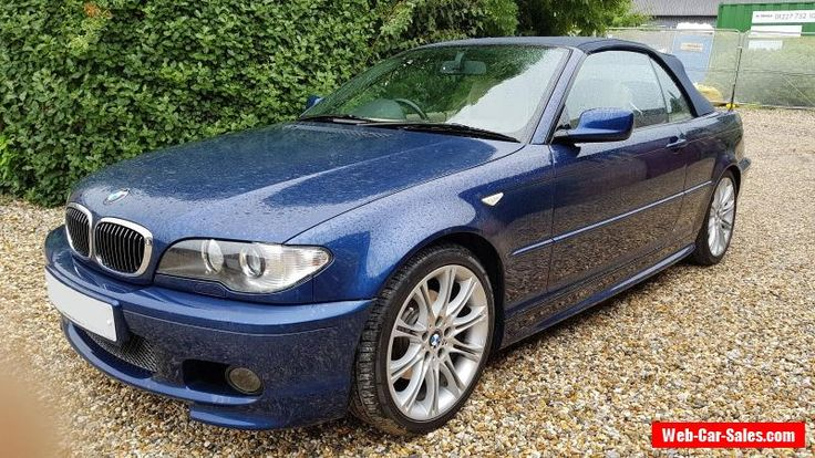 BMW 325ci Convertible #bmw #325 #forsale #unitedkingdom