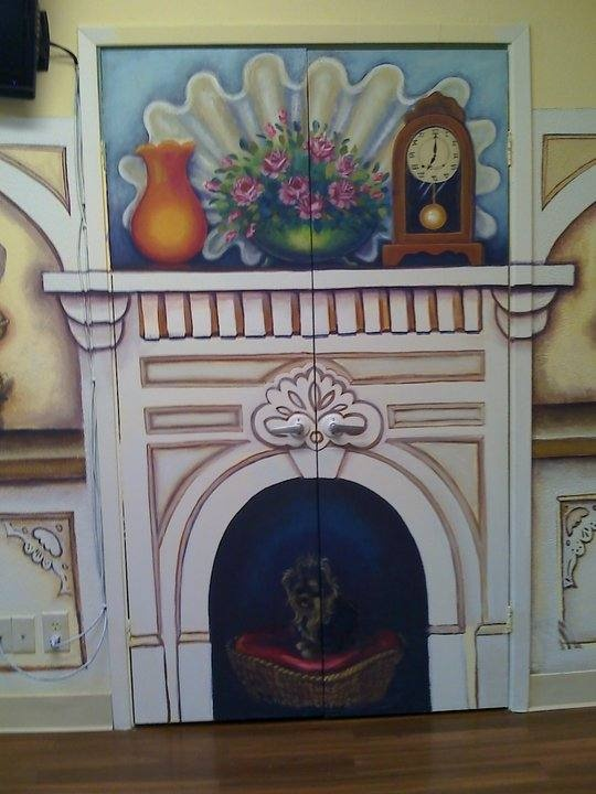 1000 Images About Fireplaces Headboards On Pinterest
