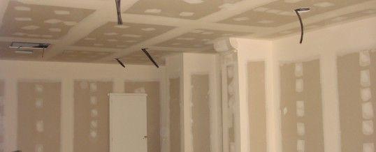 Las 25 mejores ideas sobre falso techo en pinterest - Taladro para pladur ...