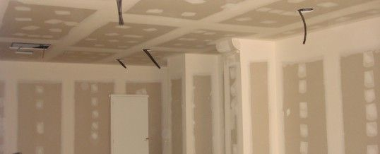 Las 25 mejores ideas sobre falso techo en pinterest - Mejores tacos para pladur ...