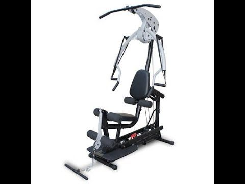 Inspire Fitness BL1 Home Multi Gym