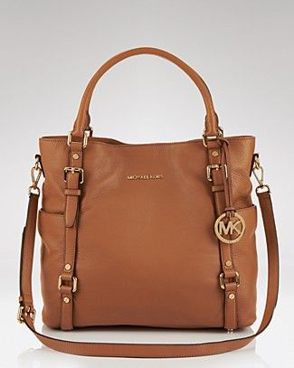 Michael Kors bags have such great quality leather and they are all very simple and stylish.