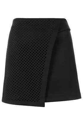 Scuba Wrap Skirt