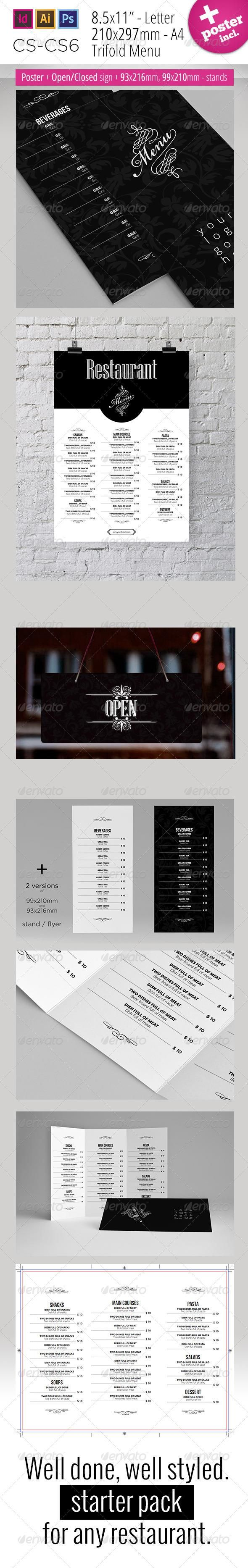 18 best menu designs images on pinterest restaurant menu design