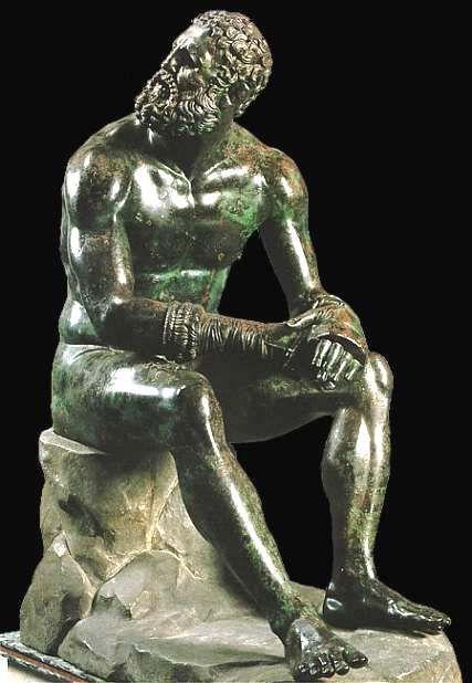 Hellenistic Art: The boxer