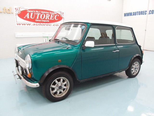 Japanese Used Cars for Sale ROVER MINI (SAXXNNAYCBD043709)   AUTOREC