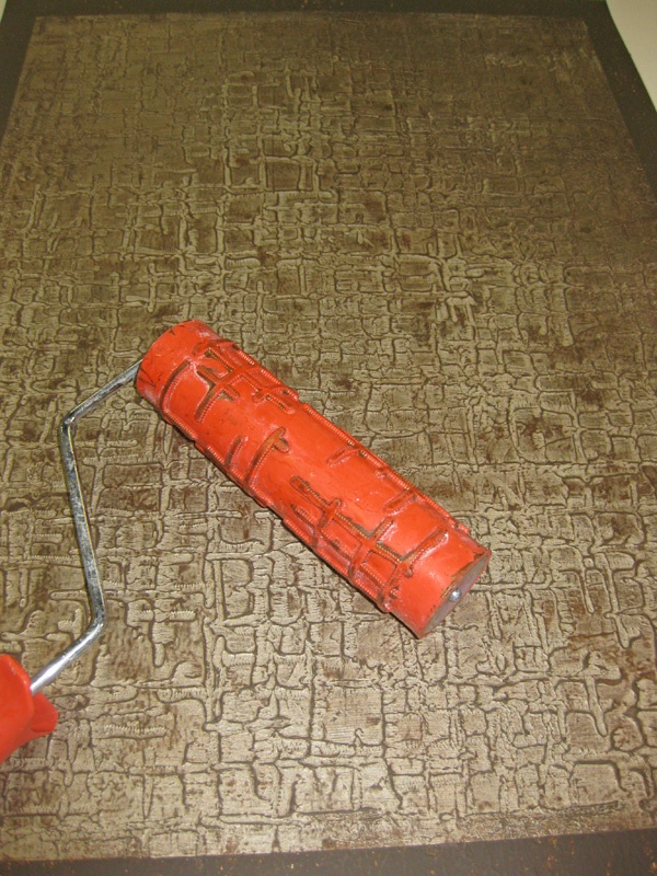 """Product Love - Finishing Acts: Specialty """"Patchwork"""" Roller (use to create fabulous texture in plaster!!)"""