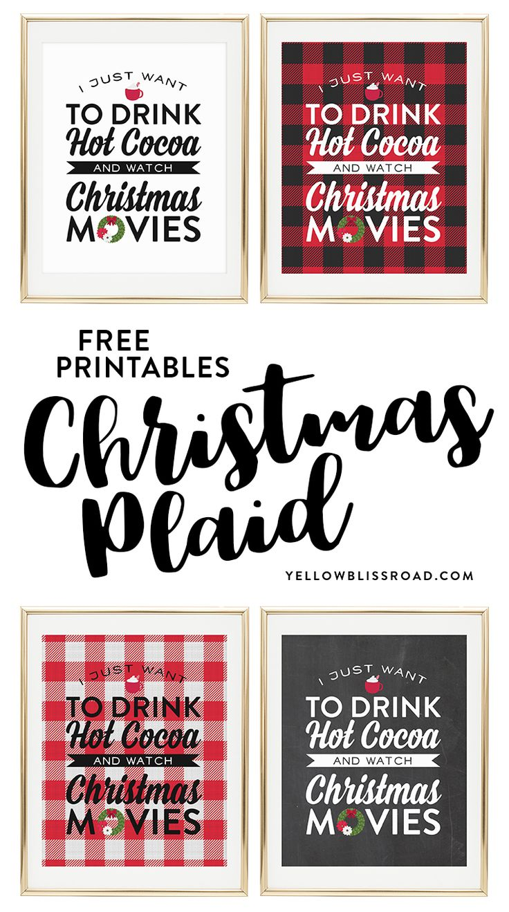 christmas movie watch list