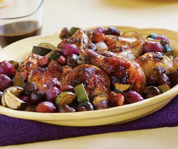 Mediterranean Style Chicken Recipe: 93 Best Images About Zucchini Recipes On Pinterest