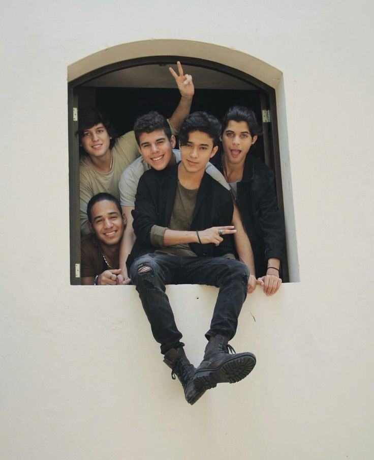 CNCO in the Dominican Republic