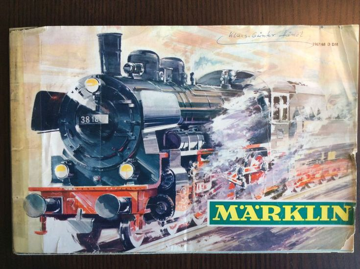 Märklin Katalog 1967-1968 Download