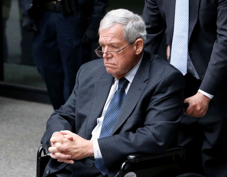 Less than three months before Dennis Hastert's scheduled release from prison, a new accuser has come forward with allegations saying he was sodomized by Hastert decades ago, according to a lawsuit filed in Kendall County on Friday.