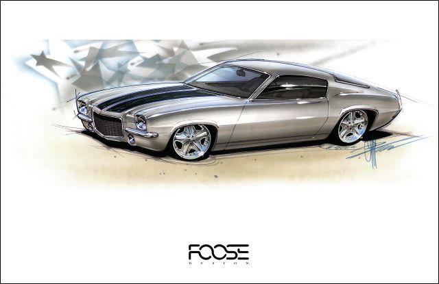 Chip Foose Drawings Chip Foose Drawings Images Evo