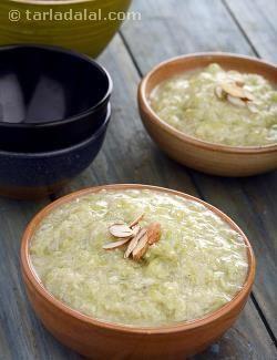 Doodhi ka Halwa ( Microwave Recipe ) recipe | by Tarla Dalal | Tarladalal.com | #33953