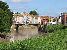 Bridgwater, Soerset, England.