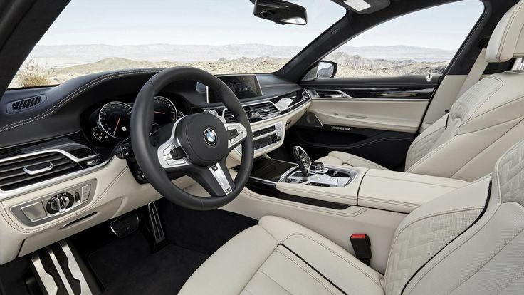 BMW 7 Series review: 602bhp M760 Li driven | Top Gear