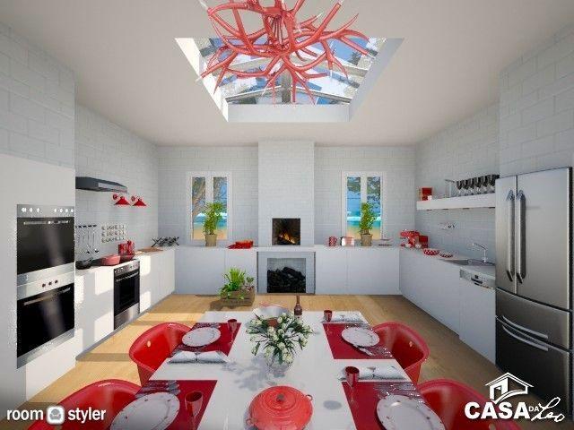 Shiny Day (Kitchen)