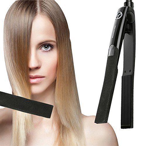 Professional Ceramic Flat Iron Hair Straightener Digital LCD Display Hairstyling #BROADCARE