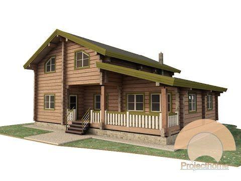 Проект дома из лафета 200 на 300 мм с большой отдельной гостиной#Проект_из_лафета #Деревянный_дом #Дом #Дом_12_10 #Проектирование_дома #Норвежский_дом #Сруб_из_лафета #Строительство_из_лафета #Log_homes #Log_cabins #House #Home #Blockhome