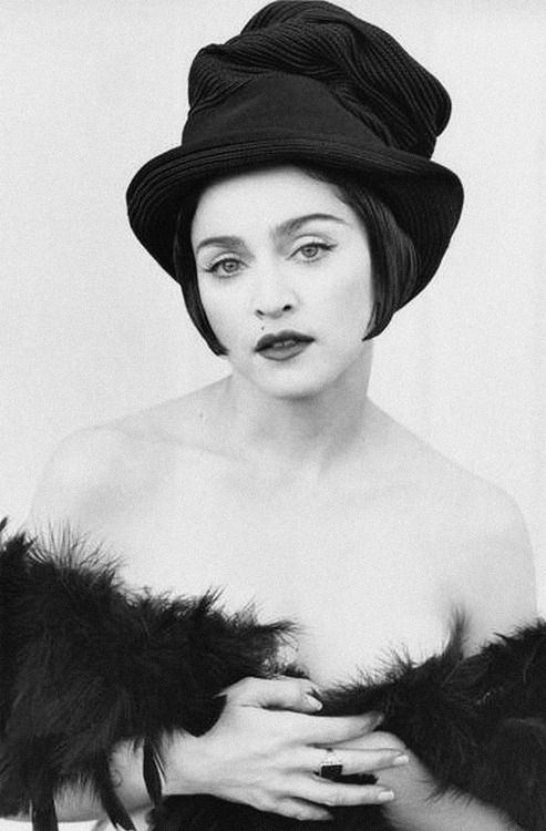 Madonna / The Immaculate Collection / 1990 by Herb Ritts