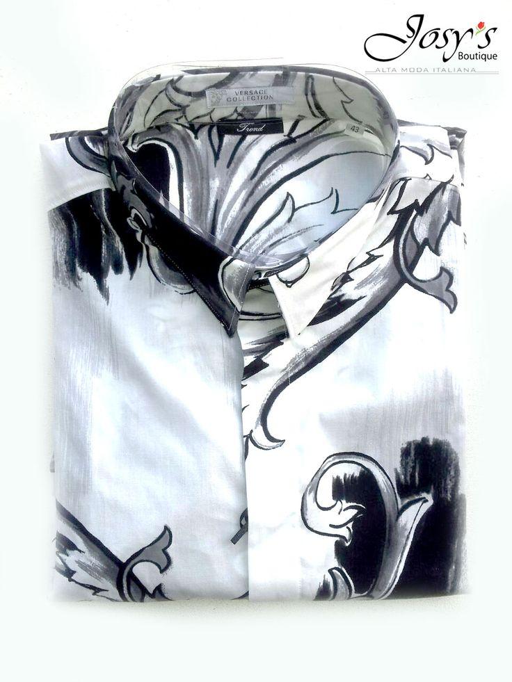 Camisa Hombre Versace. Josys Alta Moda Italiana