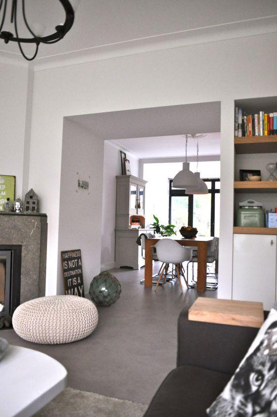 Moderne kamer en suite kasten op maat | Stylist en Interieurontwerper www.stijlidee.nl