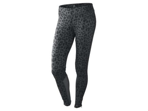 Love these Nike, leopard printed leggings
