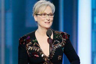 Meryl Streep Unloads On Donald Trump In Powerful Golden Globes Speech - http://viralfeels.com/meryl-streep-unloads-on-donald-trump-in-powerful-golden-globes-speech/