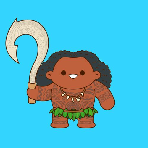 Moana GIF - via on GIPHY